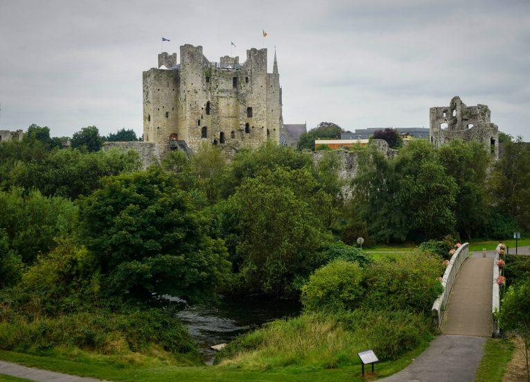 Trim Castle and Boyne Bridge Meath Road Trip Itinerary in Ireland Ancient East