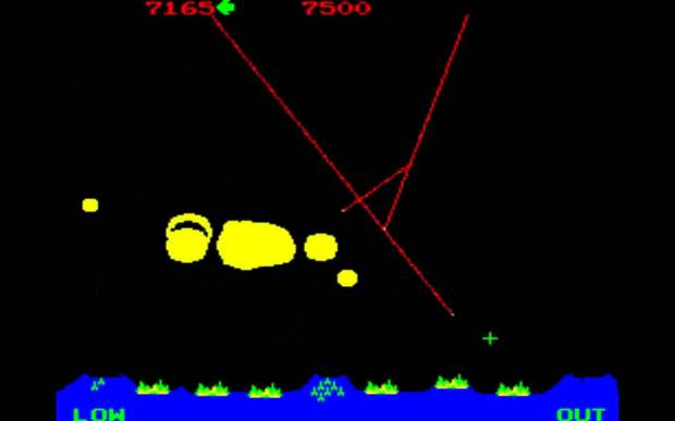 Early research into video games and aggression used games such as Missile Command