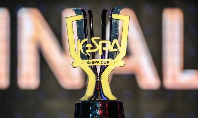 League of Legends KeSPA Cup