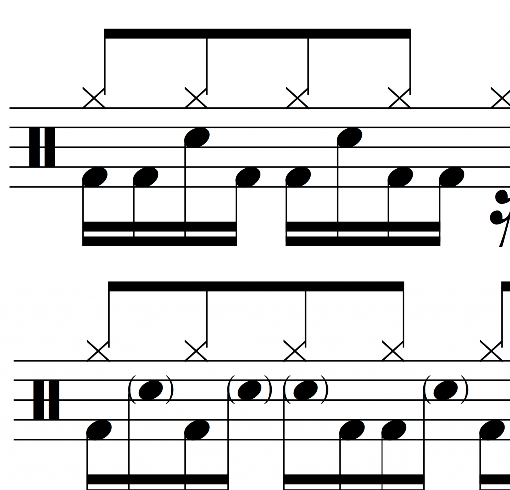 9 More Exercises To Build Bass Drum Double Strokes