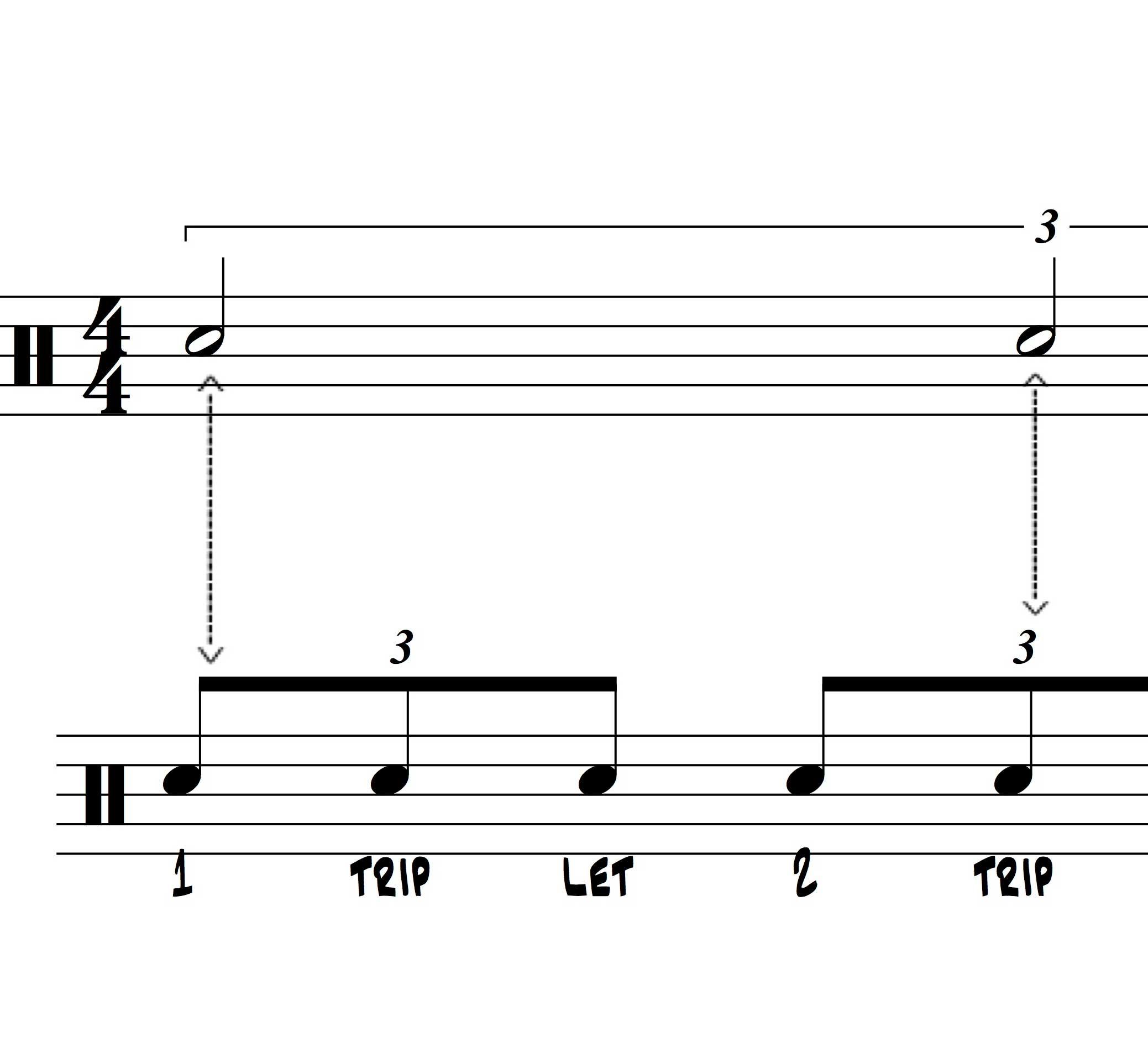 Understanding Half Note Triplets