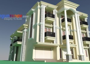 Jasa Arsitek Desain Rumah 4