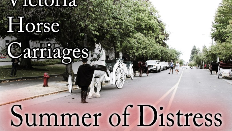 Victoria Horse Carriages: Summer of Distress