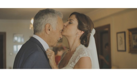 Wedding Vídeo in Cádiz - Aerial Same Day Edit