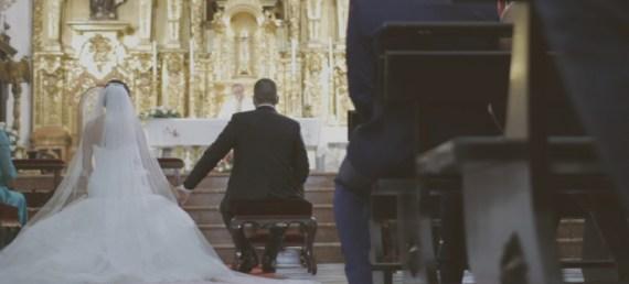 Edición en el mismo día - Boda en San Fernando - Imágenes  Aéreas