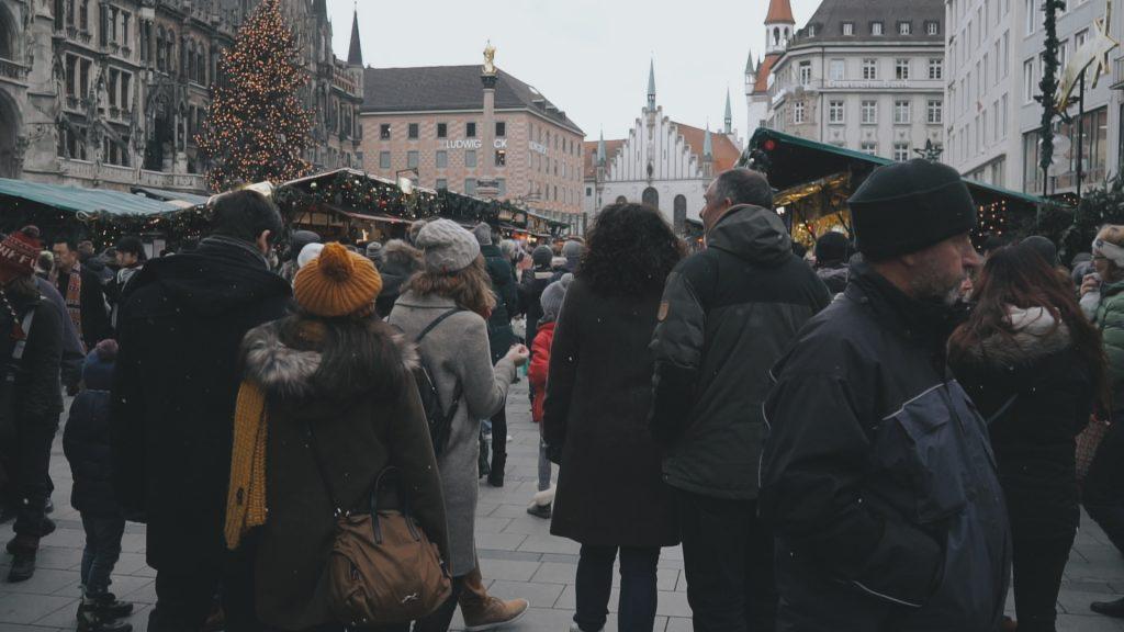 Preboda en en Munich y en el Castillo de Neuschwanstein, Alemania