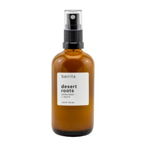 desert roots amber room spray