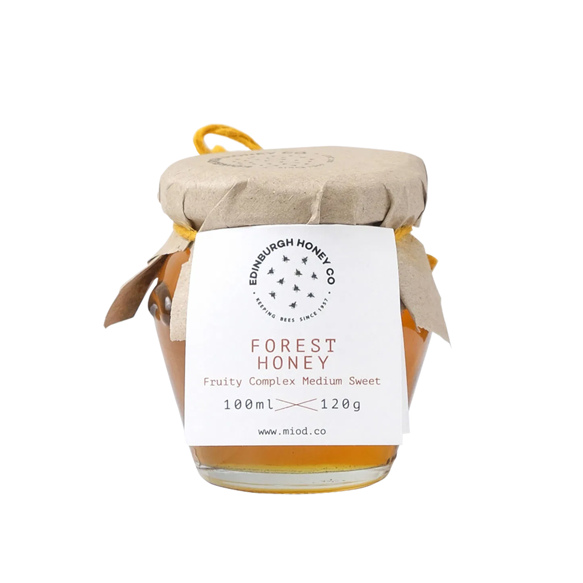 Edinburgh Honey Co. Forest Honey