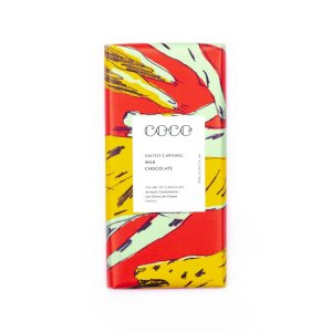 Coco Chocolate salted caramel bar