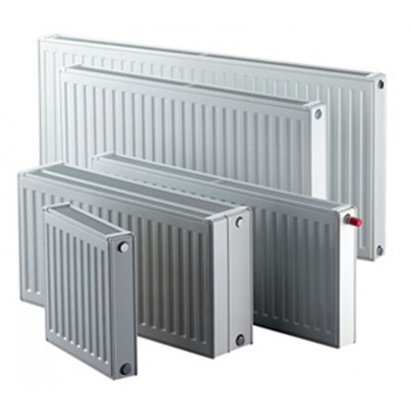 radiateurs a panneaux banio type 33 couleur blanc hauteur 90 cm largeur 50 cm
