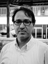 Khaled Mattawa, winner of 2011 Saif Ghobash-Banipal Prize for Arabic Literary Translation