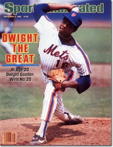 d21b3f8461 Remembering Dwight Gooden's No-Hitter | Banished to the Pen