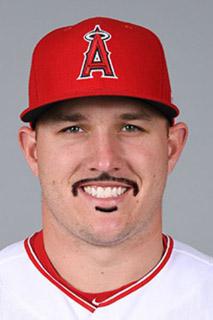Baseball Mustache - Mike Ttout