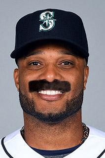 Baseball Mustache - Robinson Cano