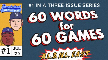 60 Words for 60 Games - East