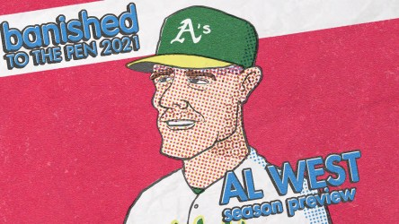 Season Previews 2021 - AL West (Matt Chapman)