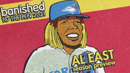 Season Previews 2021 - AL East (Vladimir Guerrero Jr)