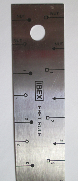 The Ibex Fret Rule