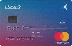 Дебетова картка Revolut