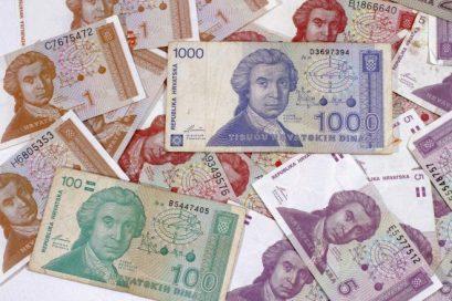 hrvatski dinari