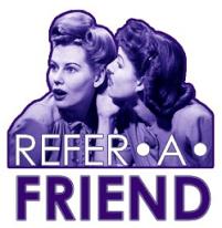 Bank refer a friend
