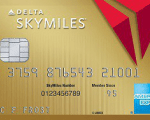 Gold Delta SkyMiles from American Express Promotion: 60,000 Sky Miles Bonus Points + $50 Statement Credit