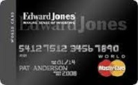 Edward Jones World MasterCard