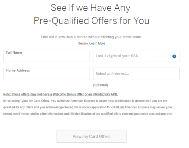 Hsbc pre qualify credit card howtoviews check if you re pre qualified for credit cards reheart Image collections