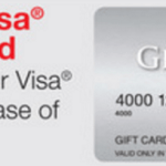 Staples Visa Rebate Gift Card Promotion: Earn $20 Back With $300 Purchases