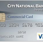 City National Bank Visa Commercial Credit Card Review: 100,000 Bonus Points