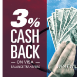 University Federal Credit Union Visa Review: Earn 3% Cash Back