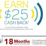 Kraft Music Credit Card Review: $25 Cash Back Bonus