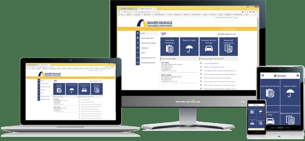 Client Portal Preview
