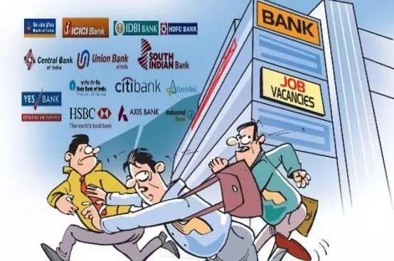 latest bank jobs in india