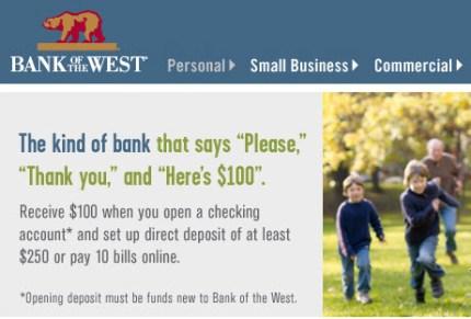 bank-of-the-west-100-bonus