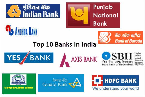 details of all nationalised banks in india
