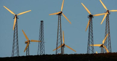 Wind power prices crashes