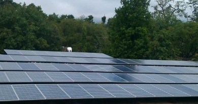 Solar Plant at Nabard institute