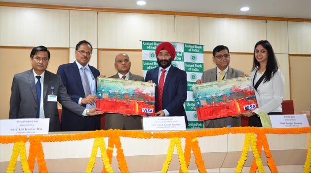 United Bank of India becomes the first Bank from the Eastern Region to launch VISA contactless NFC Debit Card
