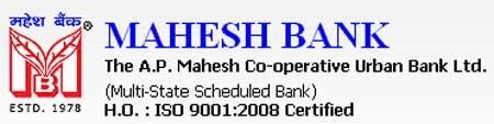 A.P. MAHESH COOPERATIVE URBAN BANK LIMITED