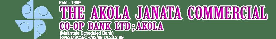 THE AKOLA JANATA COMMERCIAL COOPERATIVE BANK