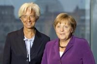 Lagarde: Χρειάζεται πολύ δουλειά για να αποφασίσει το ΔΝΤ για την Ελλάδα - Όχι σε haircut στο χρέος προ το παρόν