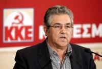 Κουτσούμπας: Είμαστε κάθετα αντίθετοι με το να φύγει η Ελλάδα από το ευρώ