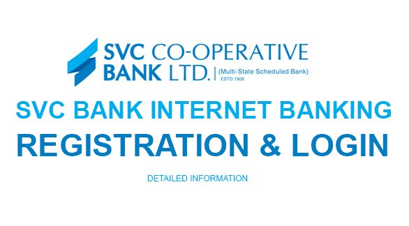 svc net banking