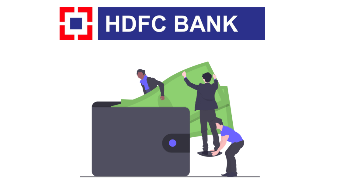 zero balance saving account in HDFC