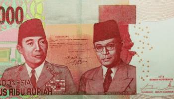 100,000 Indonesian Rupiah