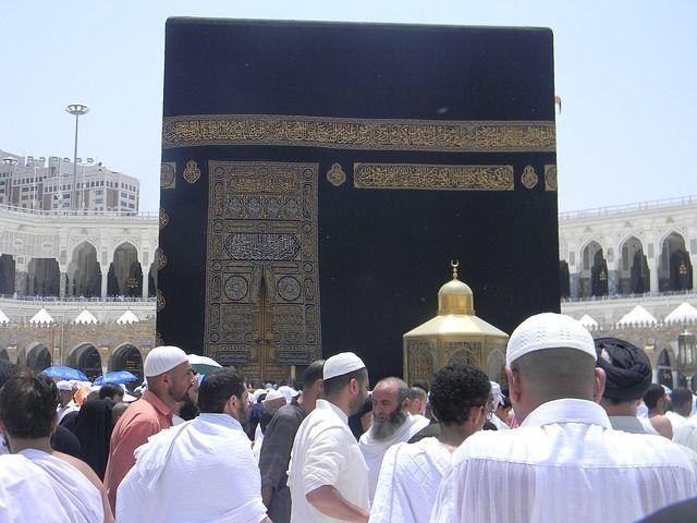 Mecca Saudi Arabia