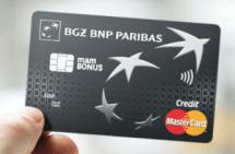 karta kredytowa bgż bnp paribas mam bonus