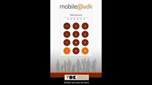 VDK Spaarbank phone banking