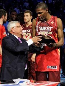 NBA All-Star Game MVP Award